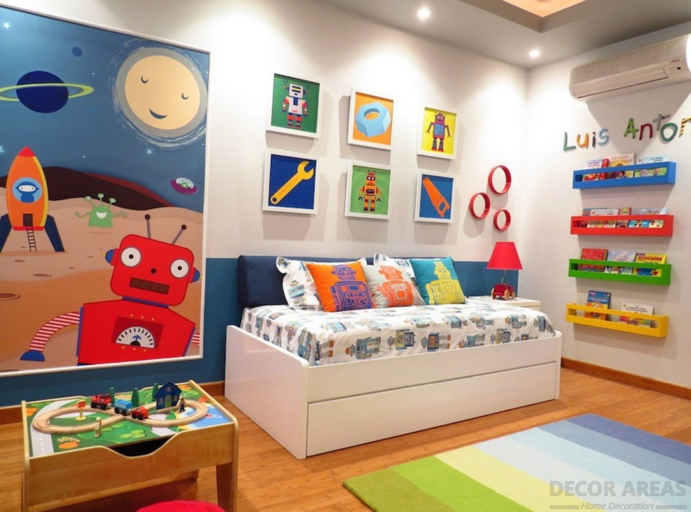 How to Decorate a Children's Room?