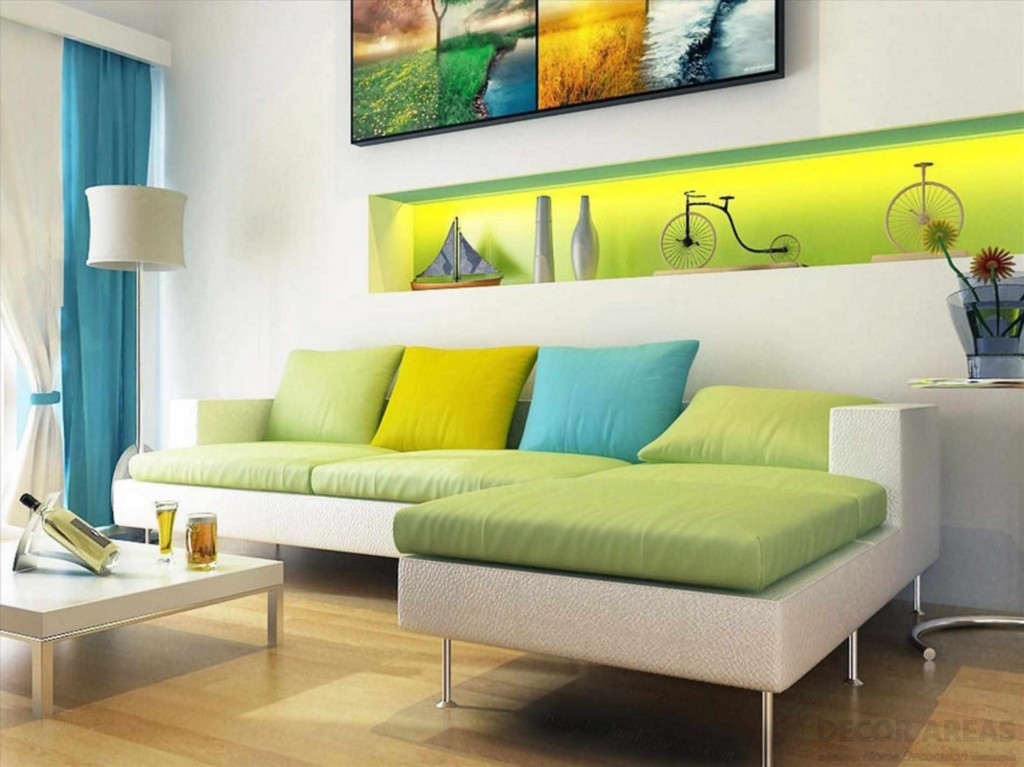 Furniture, Wall Color and Painting