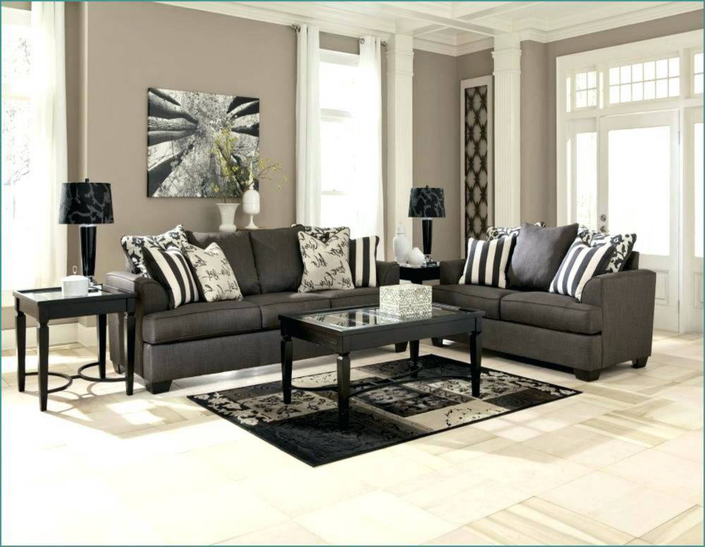 Decorating Ideas for a Gray Color Sofa